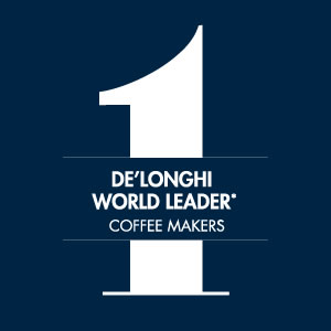 De'Longhi WORLD LEADER COFFEE MAKERS ロゴ